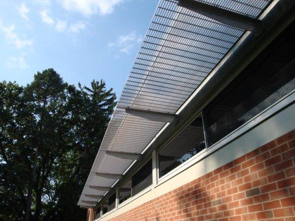 Aluminum Sun Shades Ametco Manufacturing