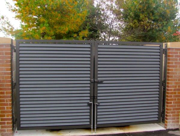 Swing Gates Steel Fence Gates Aluminum Fence Gates