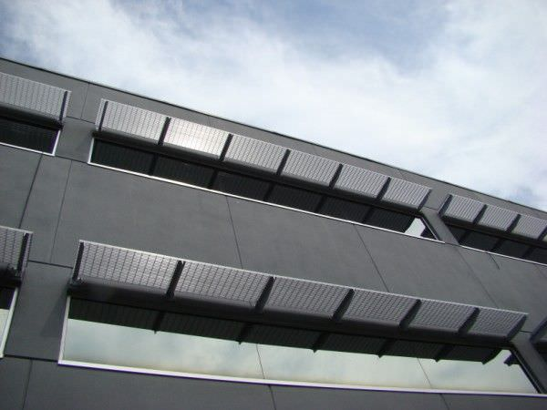 Bar Grille Sun Shades Ametco Manufacturing