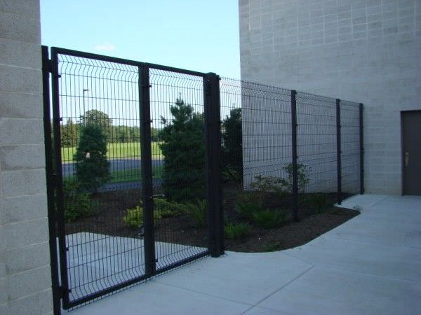 Gate Systems Steel Fencegates Aluminum Fencegates Perforated