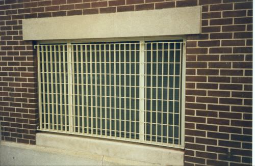 Window Guards Steel Fence Gates Aluminum Fence Gates
