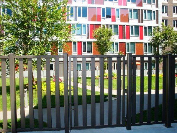 Aluminum Fence | Ametco Manufacturing
