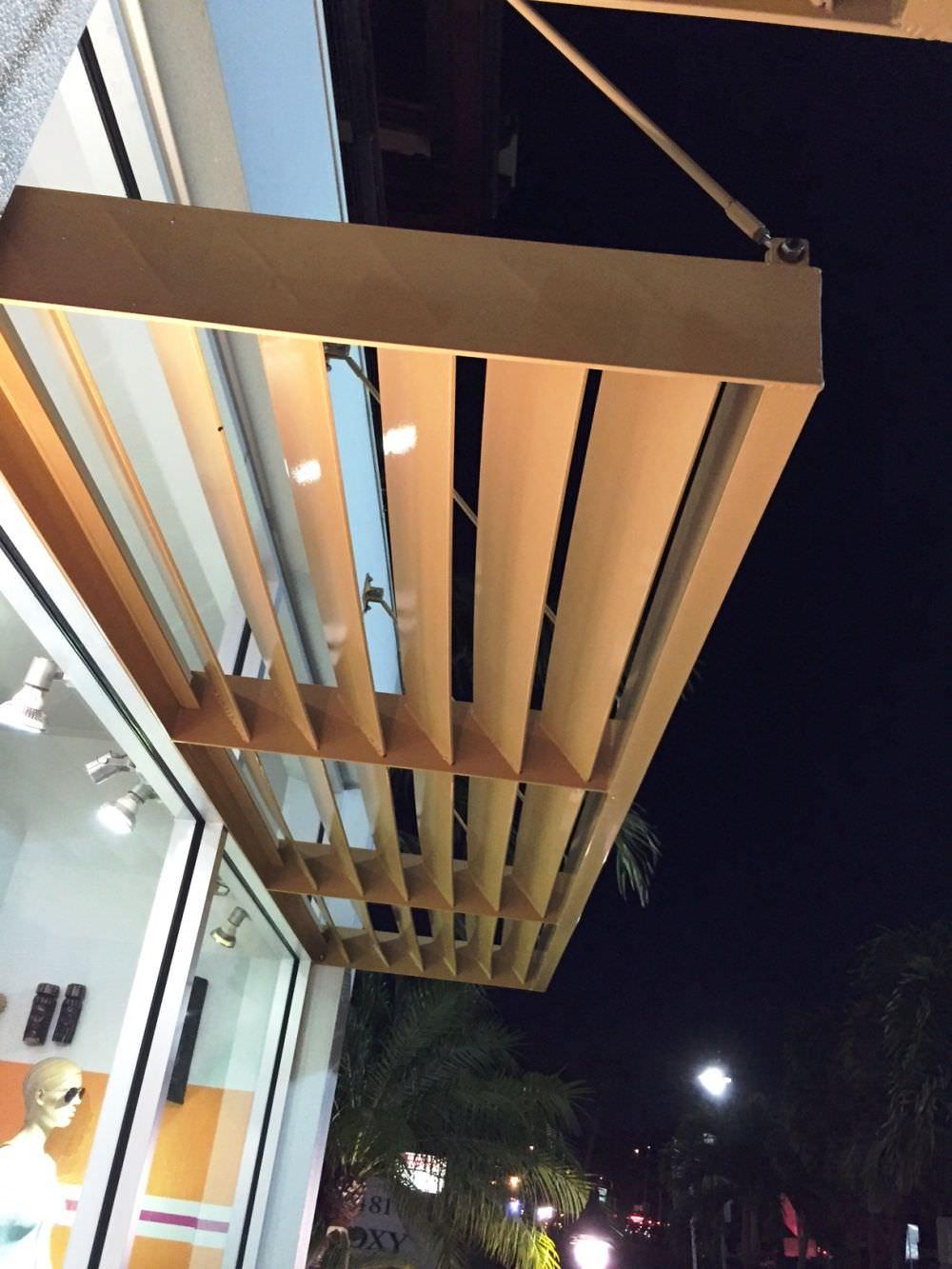 Sunshade Canopy Ametco Manufacturing