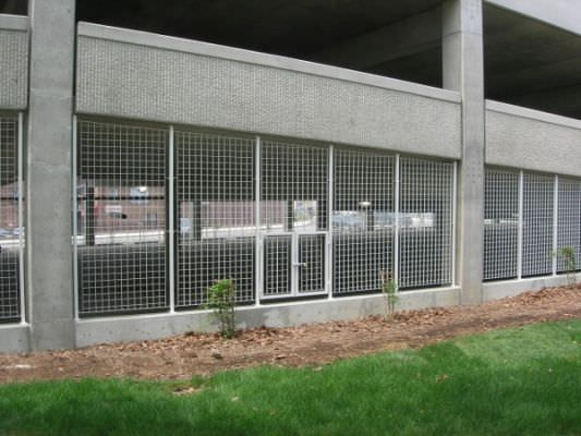 STEEL SECURITY GRILLES