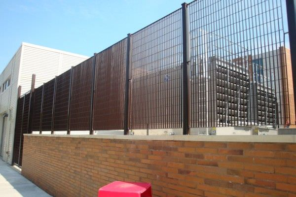 Grotto   Steel Fence/G...