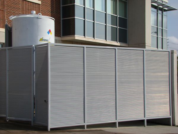 Trash Enclosures Ametco Manufacturing