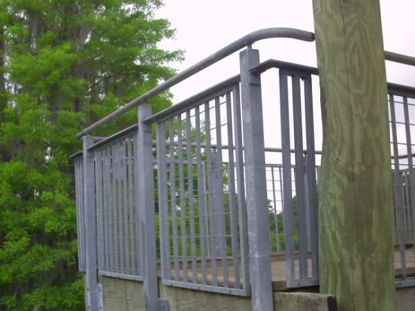 Steel Railing Systems | Ametco Manufacturing
