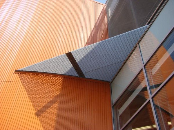Bar Grille Sun Shades Steel Fence Gates Aluminum Fence