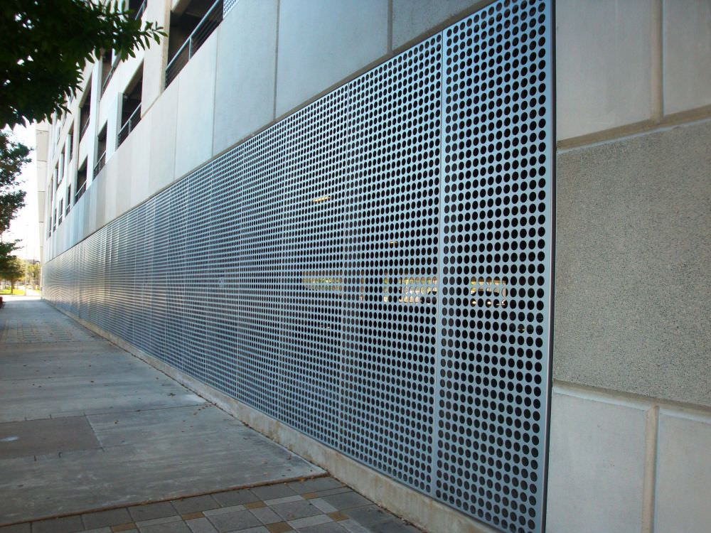 Steel Fence : Steel Gates : Aluminum Fence : Aluminum Gates : Perforated : Security Gates ...