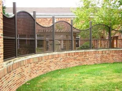 STEEL SECURITY FENCING